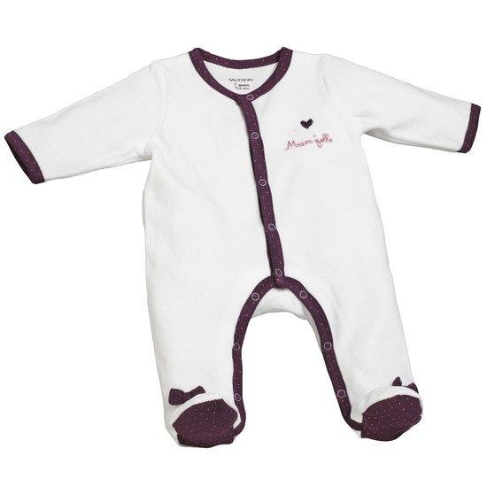 Mam zelle Bou pyjama en velours 8dd2b79c7f1