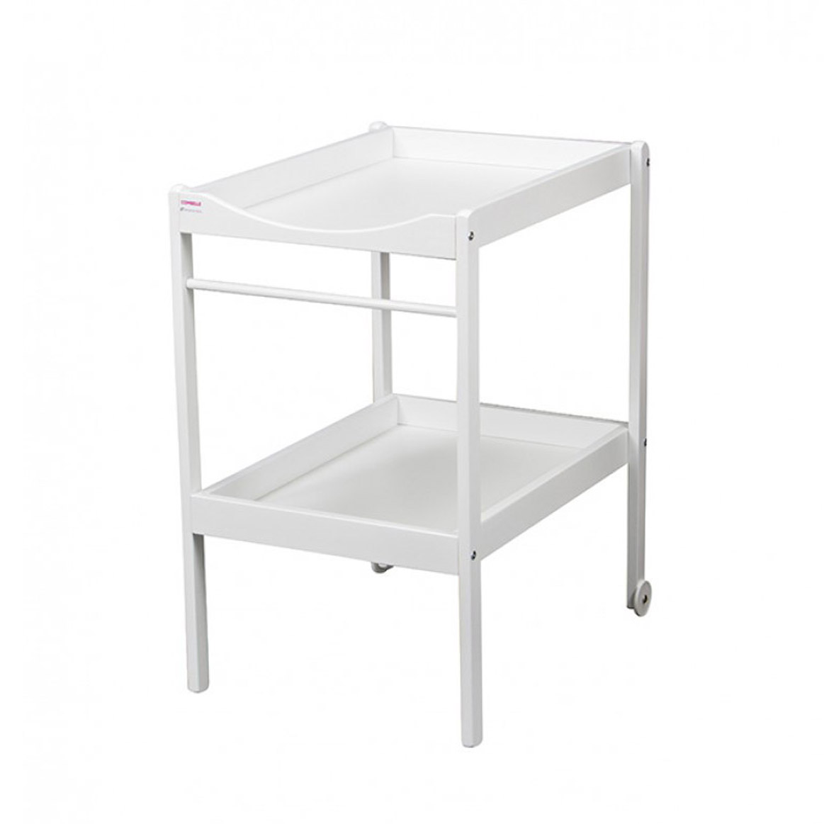 table langer alice 2 plateaux blanc de combelle tables langer aubert
