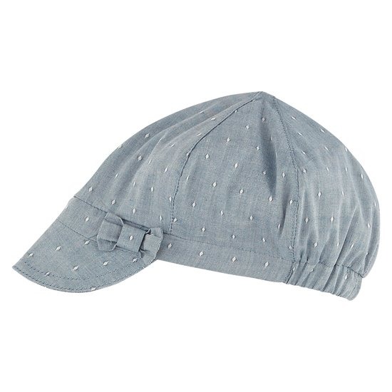Casquette collection English Summer Camp Fille Bleu Crown  de Nano & nanette