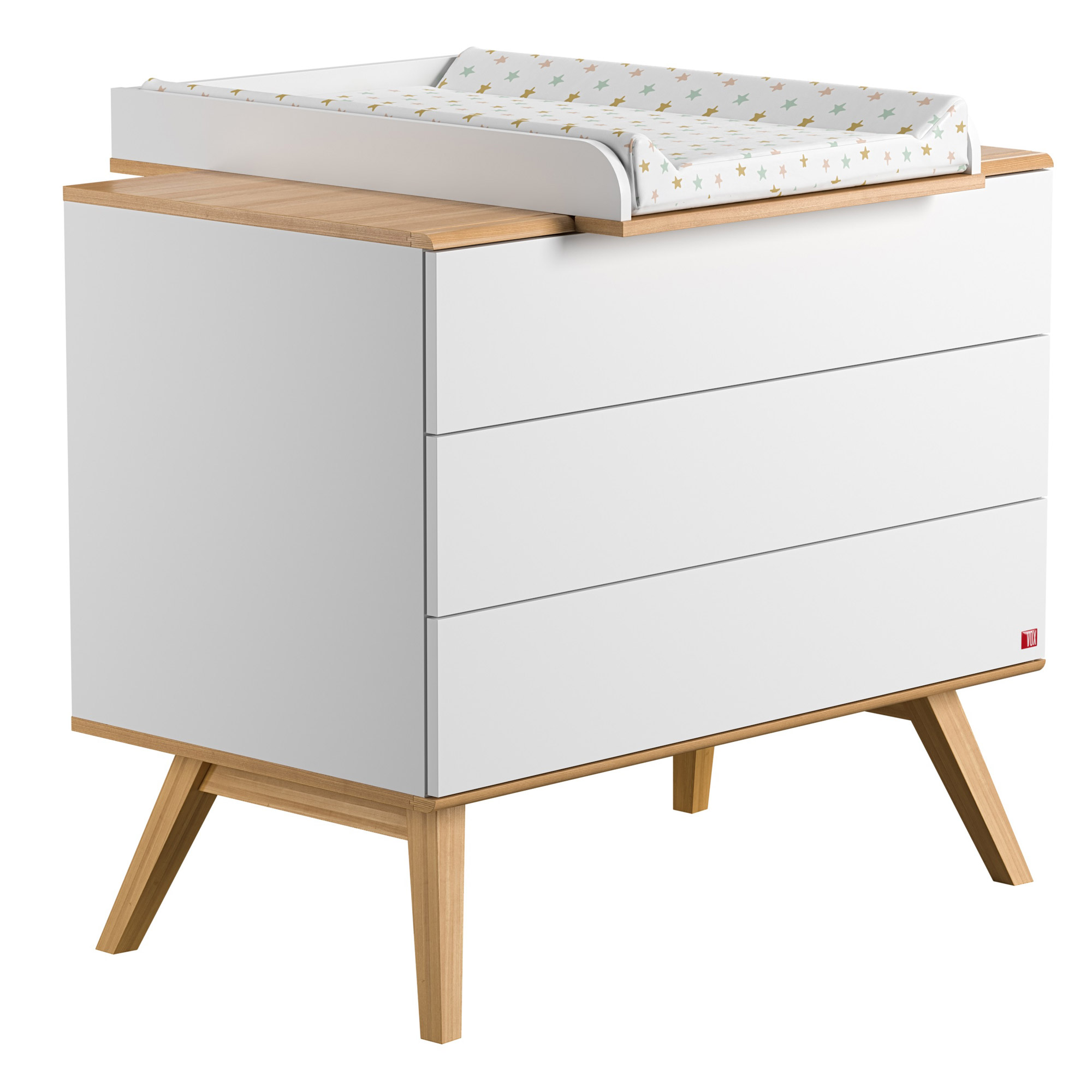 Nature commode Blanc  de Vox