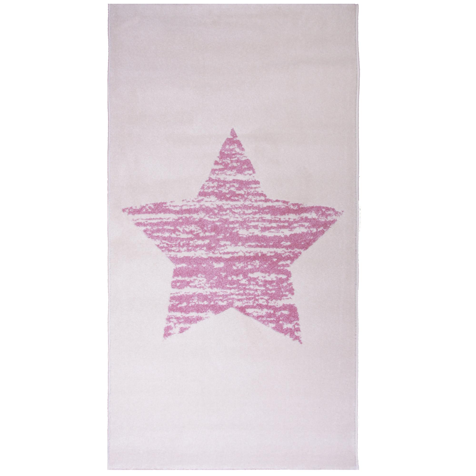 Tapis Lucero 80x150 cm Rose