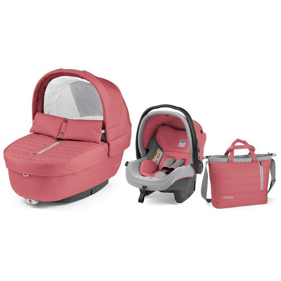 Set Modular Elite Breeze Coral  de Peg-Pérego