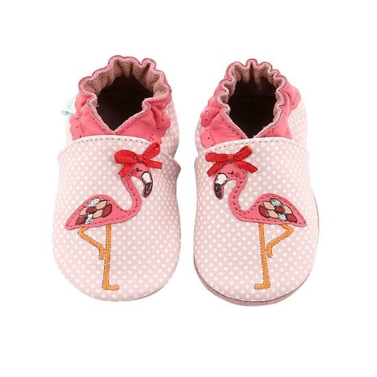 Chaussons pink flamingo