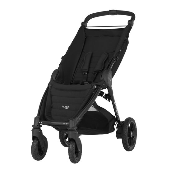 B-Motion 4 Plus Cosmos Black  de Britax