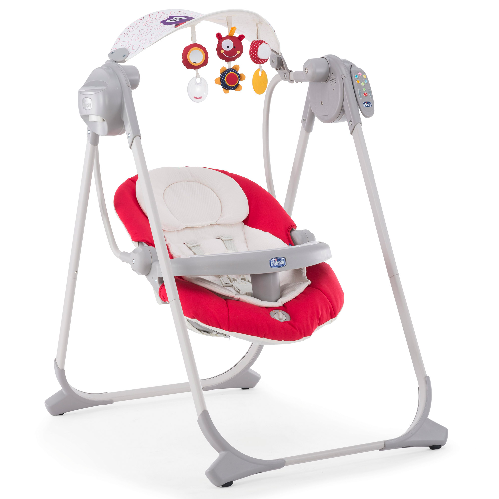 Balancelle Polly Swing Up Paprika  de Chicco