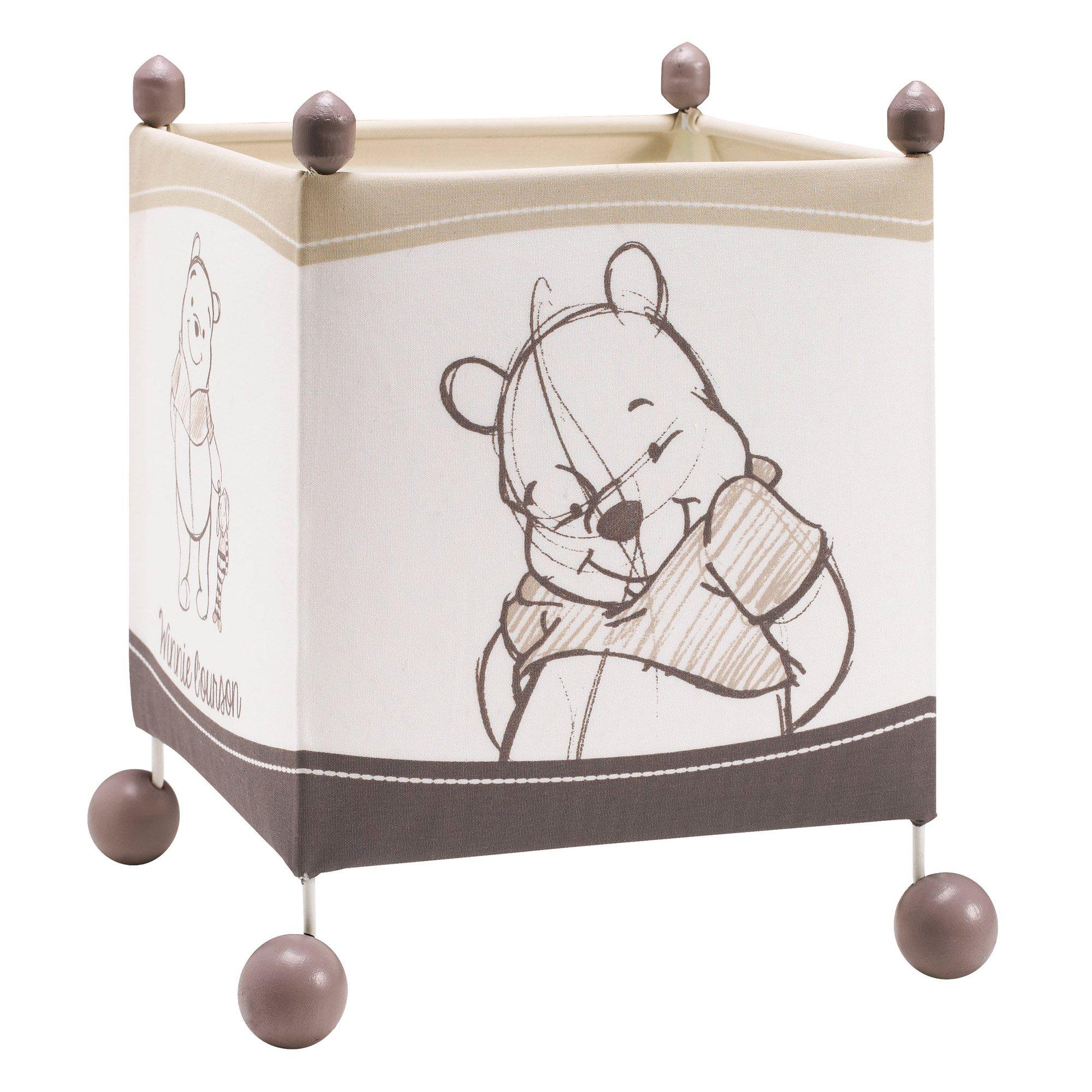 Winnie lampe de chevet Beige de Sauthon Baby Déco, Lampes : Aubert
