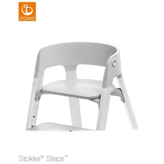 Steps™ assise chaise Gris  de Stokke®
