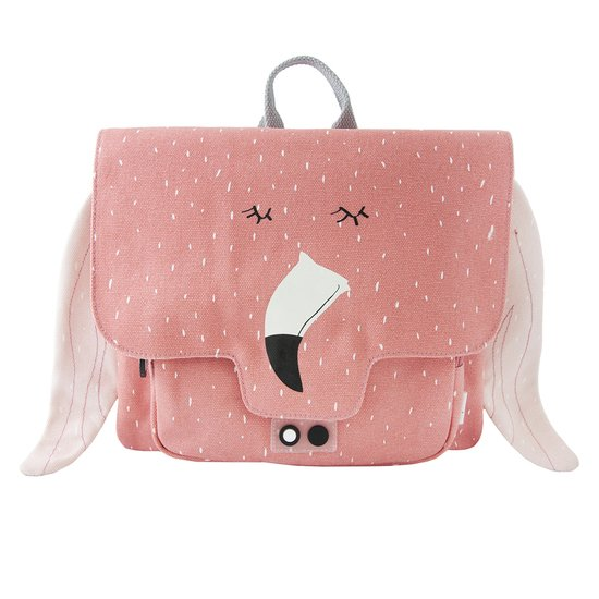 Cartable Flamant rose  de Trixie