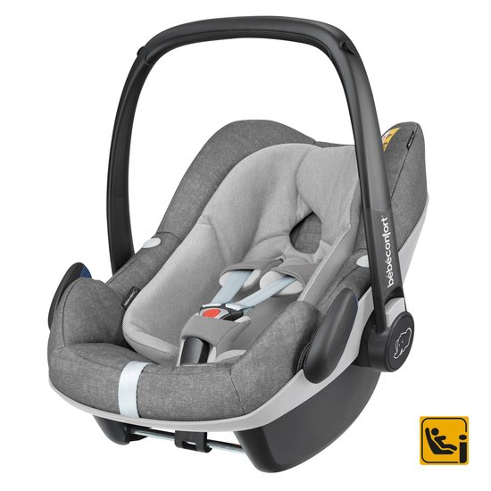 Pebble Plus Nomad Grey  de Bébé Confort