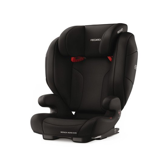 Monza Nova Evo Seatfix Performance Black  de Recaro