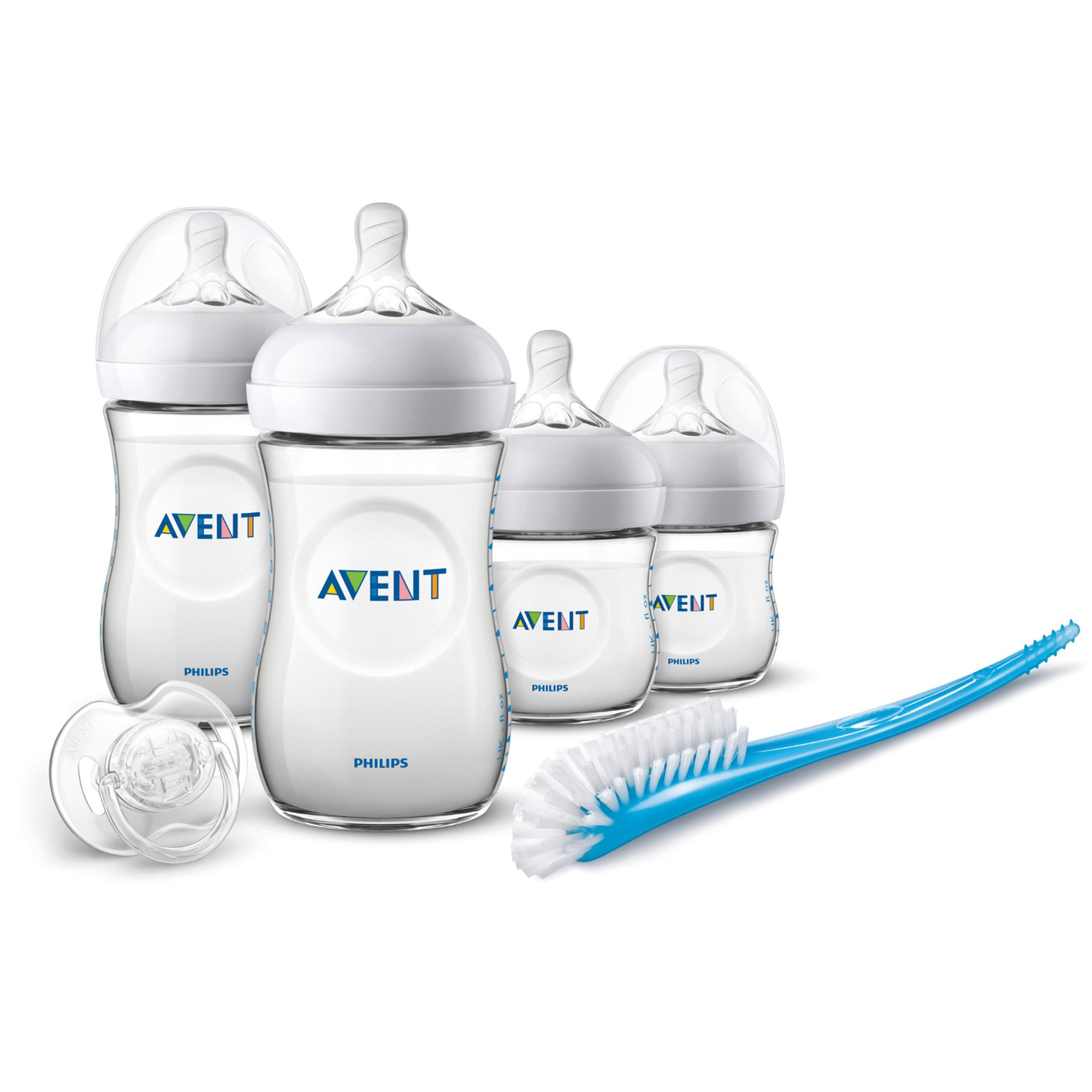 Kit Nouveau Né Natural 2.0   125 ml - 260 ml de Philips AVENT