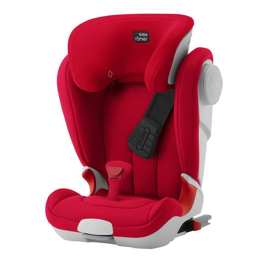 Kidfix II XP Sict Fire Red   de Britax