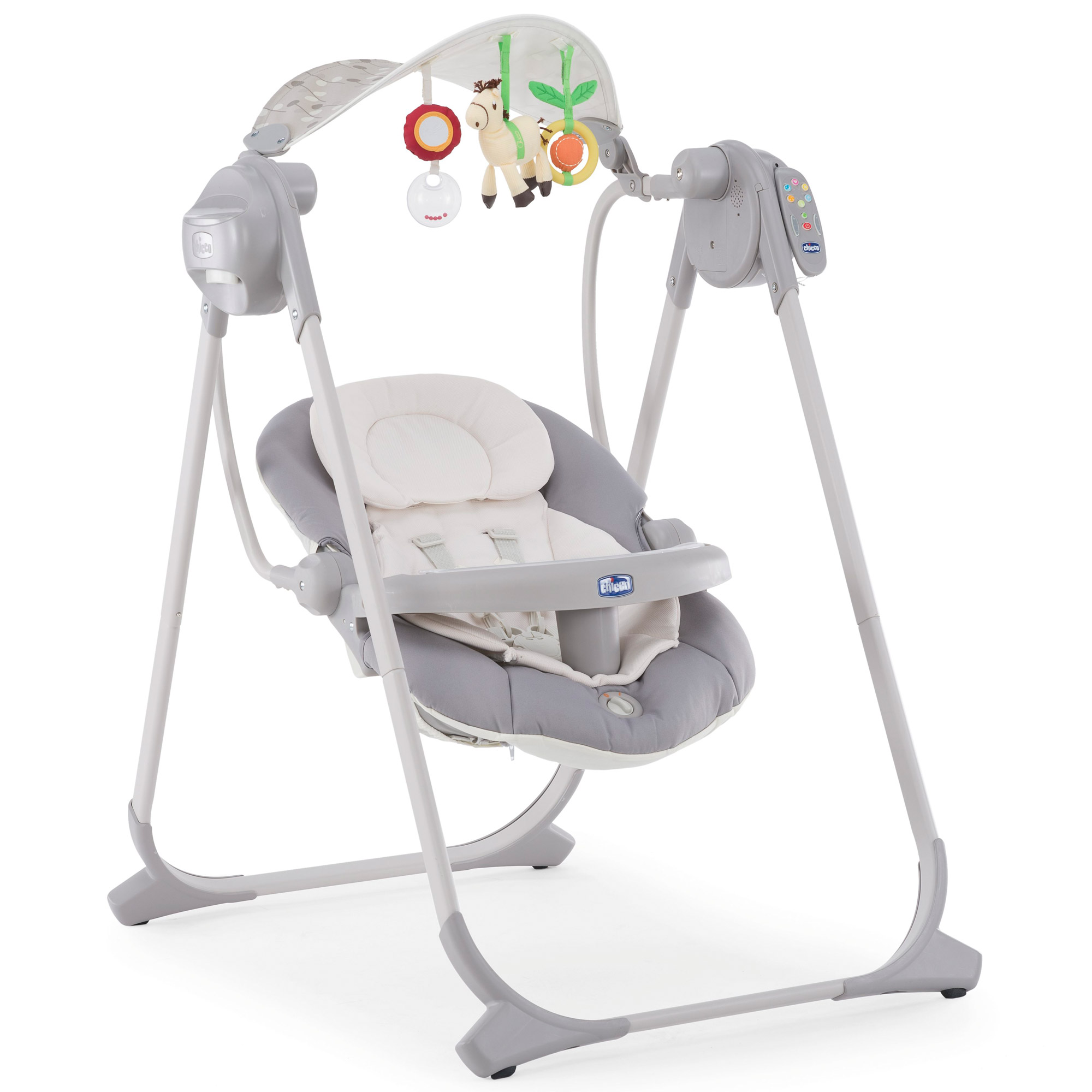 Balancelle Polly Swing Up Silver  de Chicco