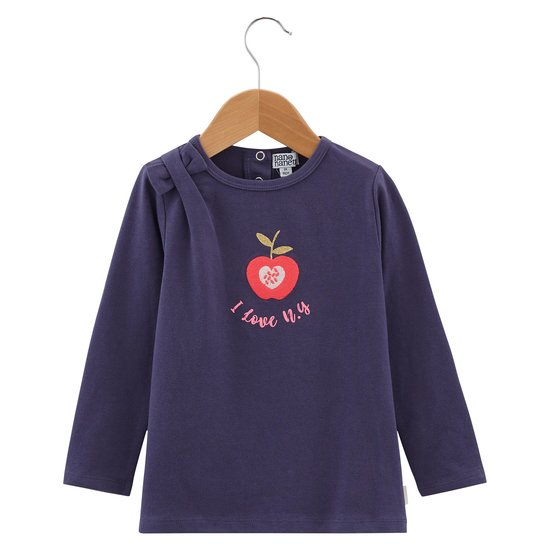 T-shirt I love NY collection Dimanche à Central Park Fille