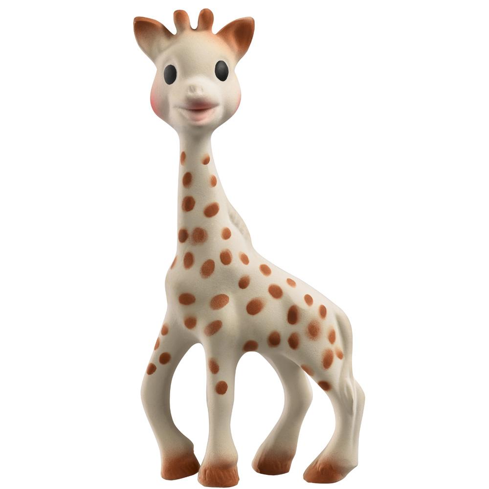 Sophie la Girafe en Boite Cadeau Beige  de Vulli