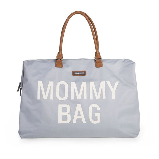 Sac à langer Mommy Bag Grey Off White  de Childhome