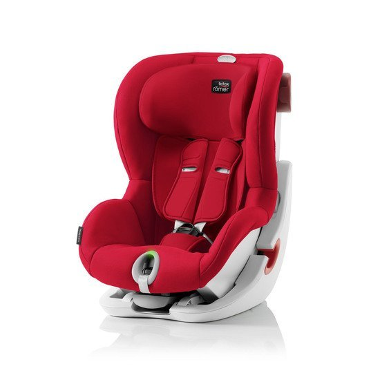 King II LS Fire Red  de Britax
