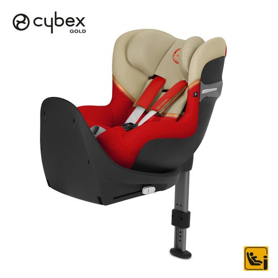Sirona S i-Size Autumn Gold-Burnt Red  de Cybex