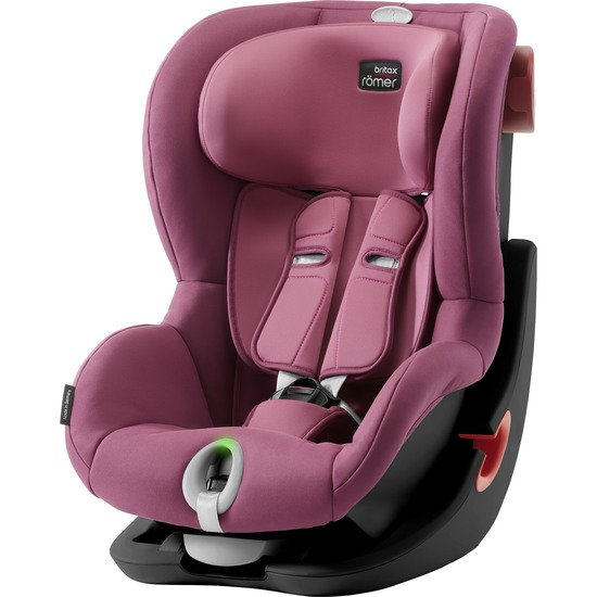 King II LS Wine rose black series  de Britax