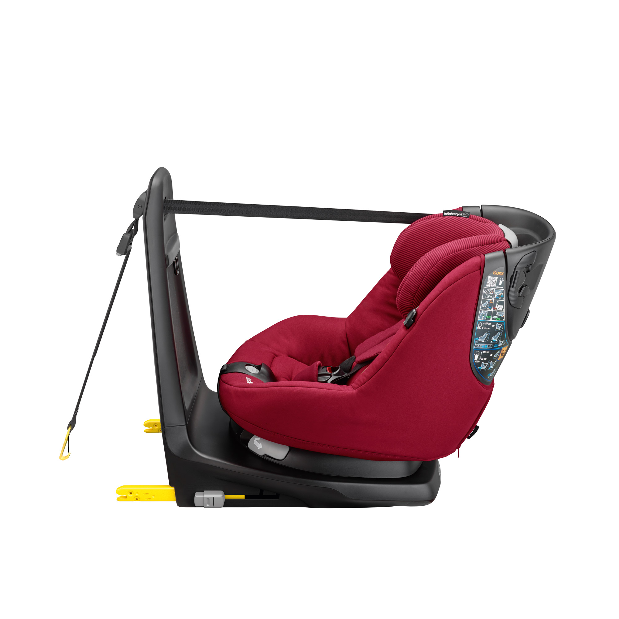 AxissFix Plus i-Size Frequency Black  de Bébé Confort