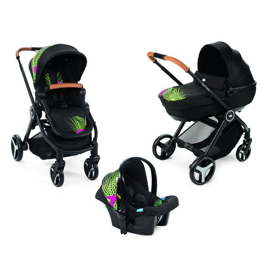 Trio Best Friend Comfort Optical Jungle  de Chicco