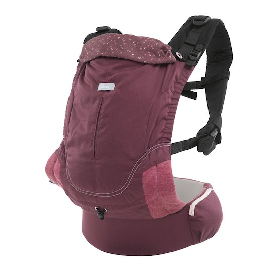 Porte-bébé Myamaki Fit Burgundy powder  de Chicco