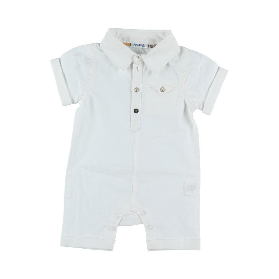 Combinaison collection Smart Boy Blanc de Noukies 5d44260a8f9