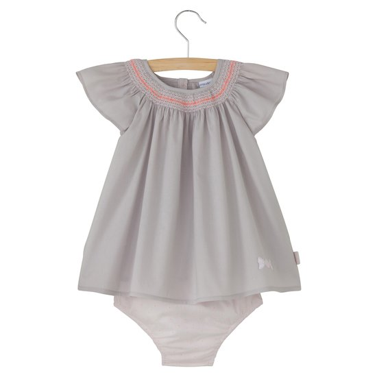 Robe + bloomer collection La Plus Jolie
