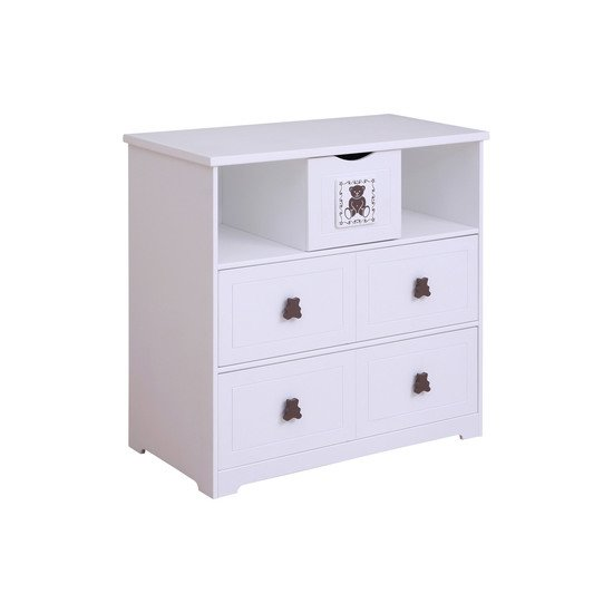 Alice commode 3 tiroirs