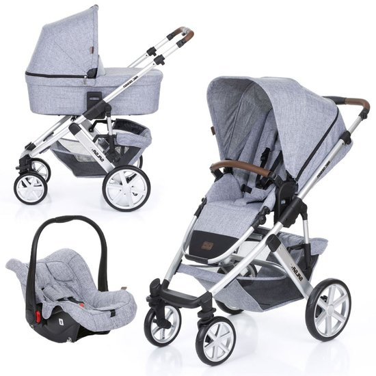 Trio Salsa 4 Graphite Grey  de ABC Design