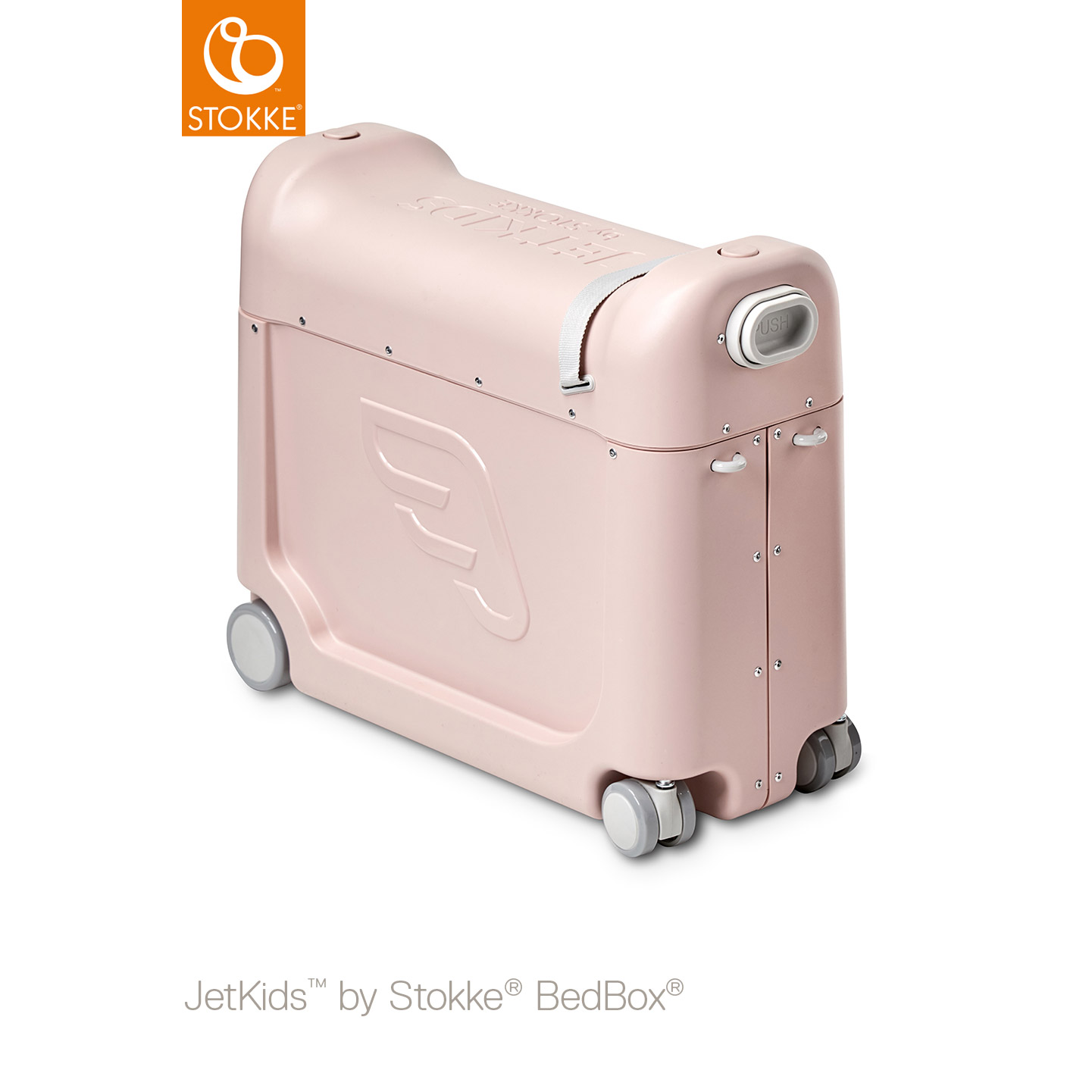 JetKids™ by Stokke® Valise transformable Pink Lemonade  de Stokke®