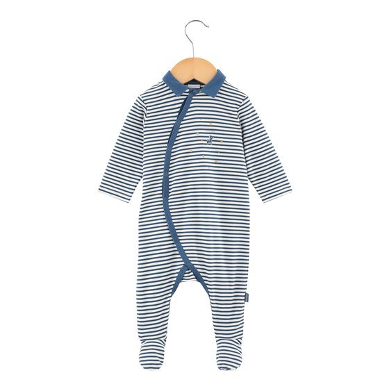 Pyjama rayure marin collection zèbre