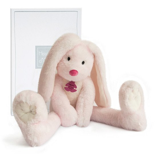 Fluffy - Lapin longues jambes