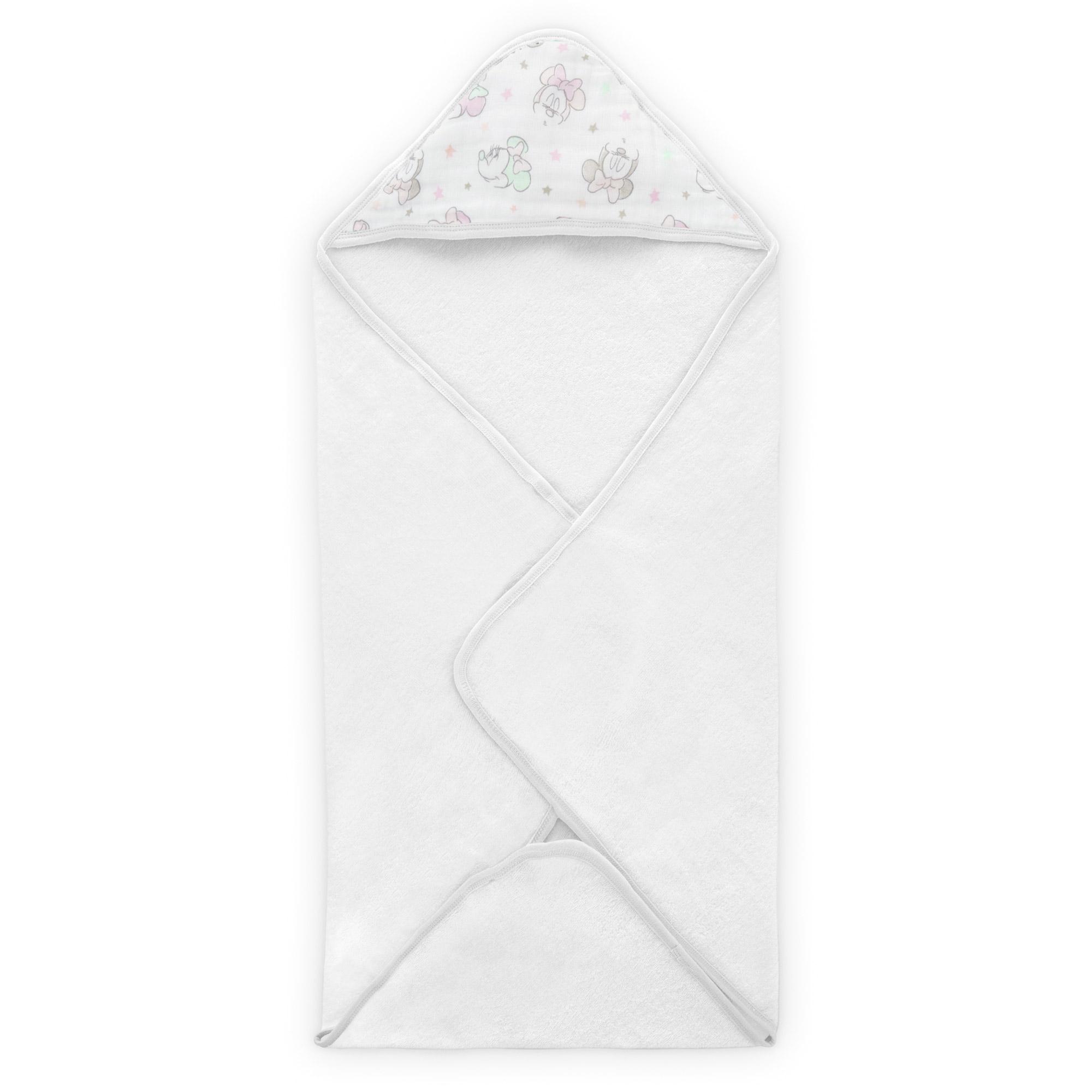 doll /éponge de coton avec capuche en mousseline aden by aden anais cape de bain /à capuche 78cm X 78cm