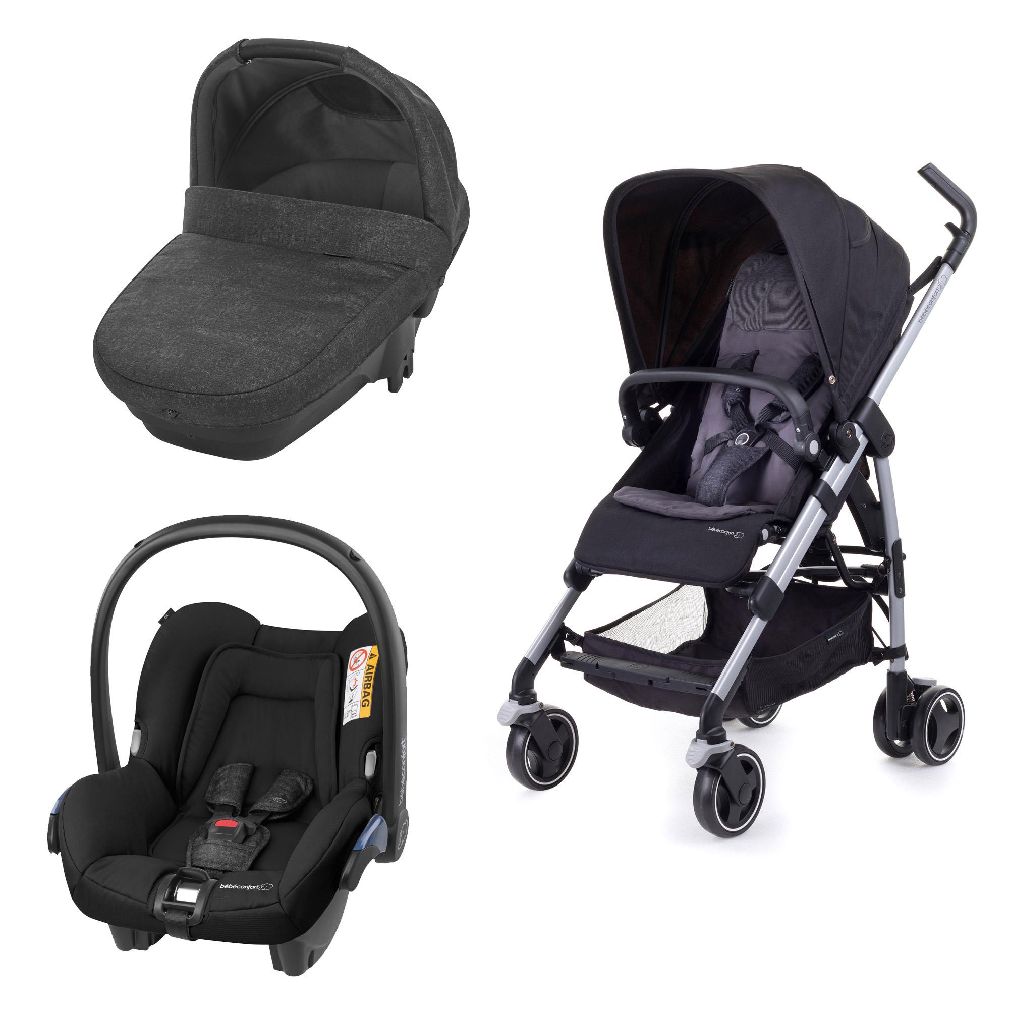 poussette et landau bébé confort