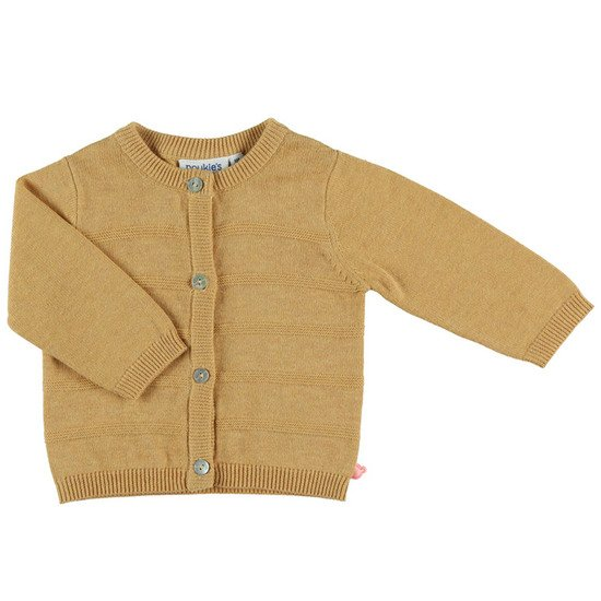 Cardigan tricot collection Cocon Fille Hiver