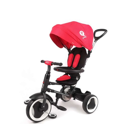 Qplay Rito Tricycle Pliable Rouge  de QPlay