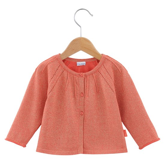 Cardigan tricot collection Chic Vanille