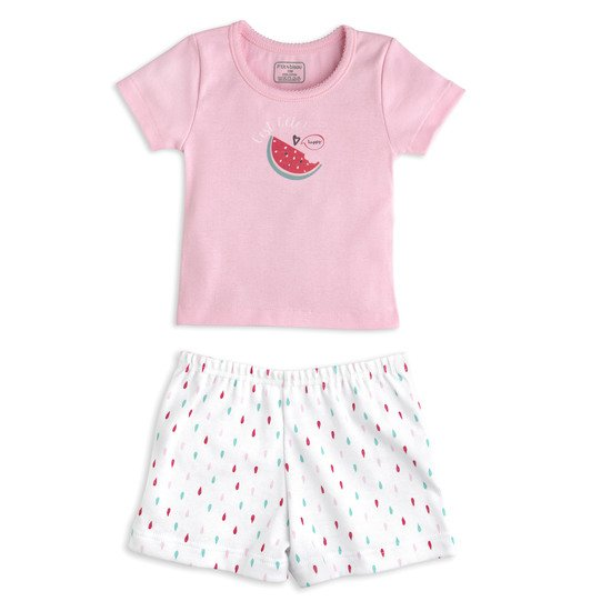ffdc9ca6809bb Pyjama 2 pièces collection été 2018