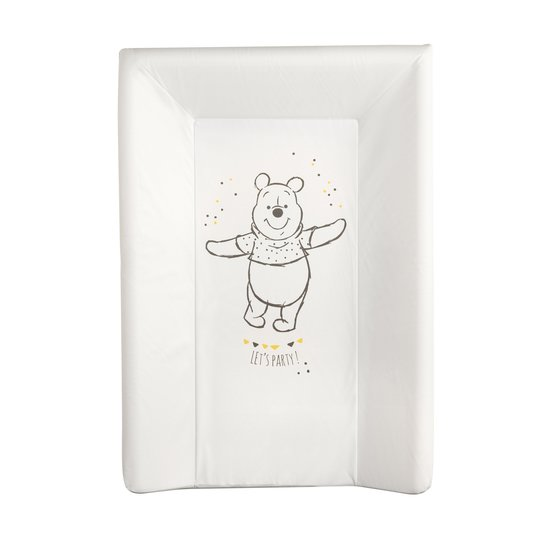 Winnie Let's Party matelas à langer Luxe Blanc  de Disney Baby
