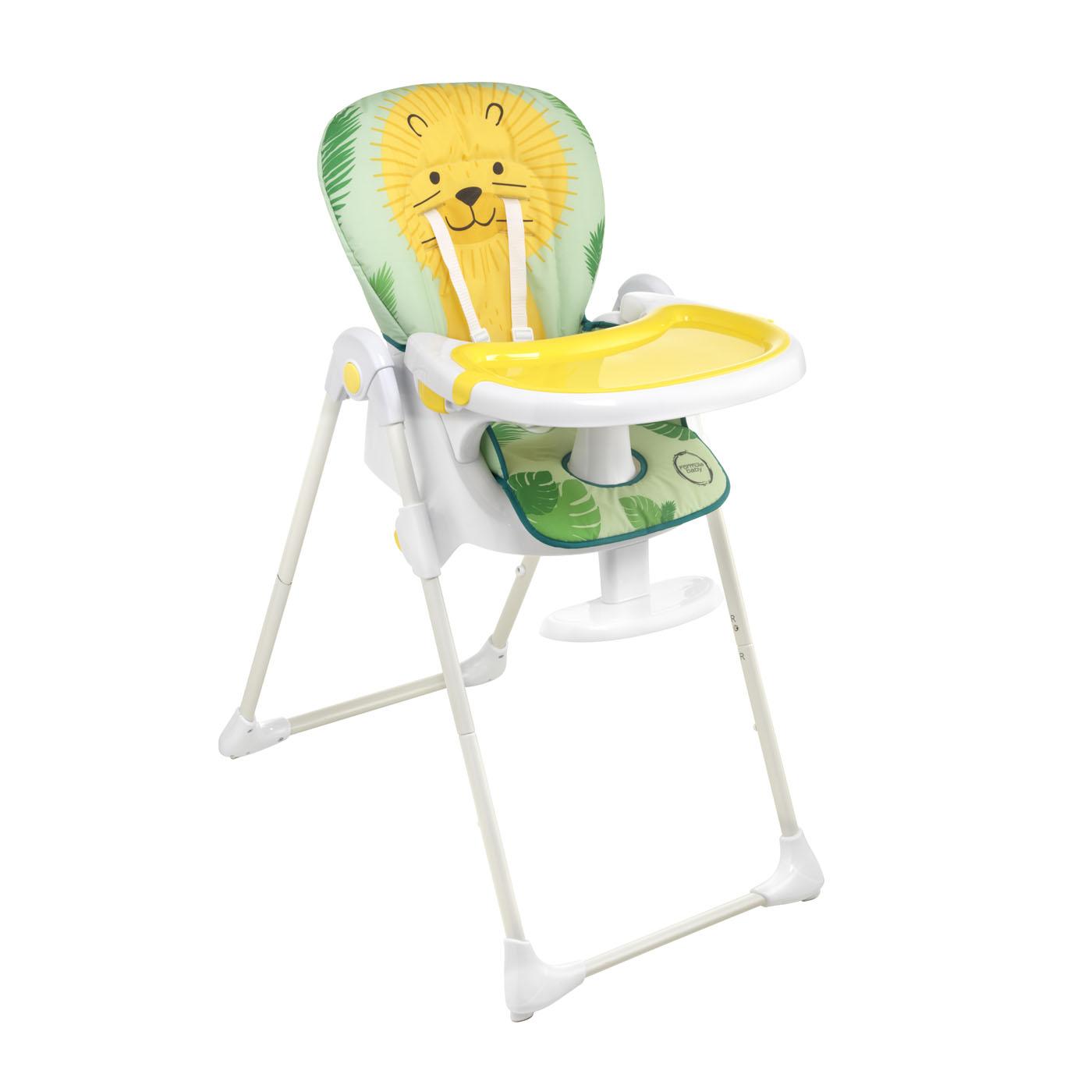 Chaise haute multipo Savane de Formula Baby