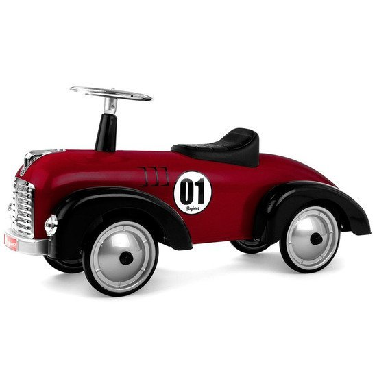 Porteur Speedster Dark Red  de Baghera