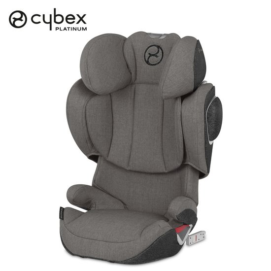 Solution Z-Fix Plus Soho Grey / Mid Grey  de Cybex