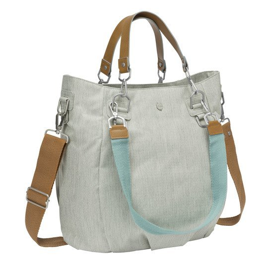 Sac Green Label Meli Melo Gris Clair  de Lässig