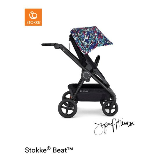 Stokke® Beat™ Poussette Limited Edit by J. Atienza  de Stokke®