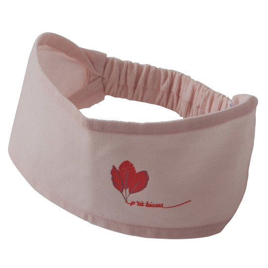 Bandeau velours collection La Vie En Rose