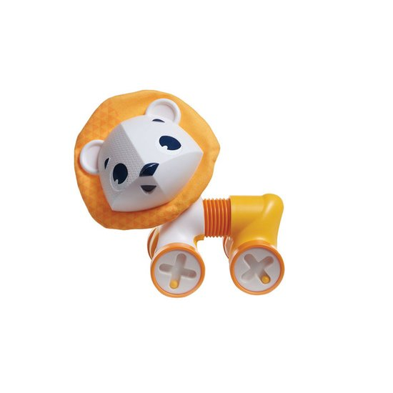 Tiny Roller Friends  Lion jaune Leonardo  de Tiny Love