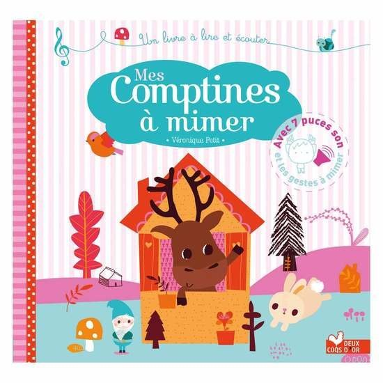 Livre Sonore Comptines