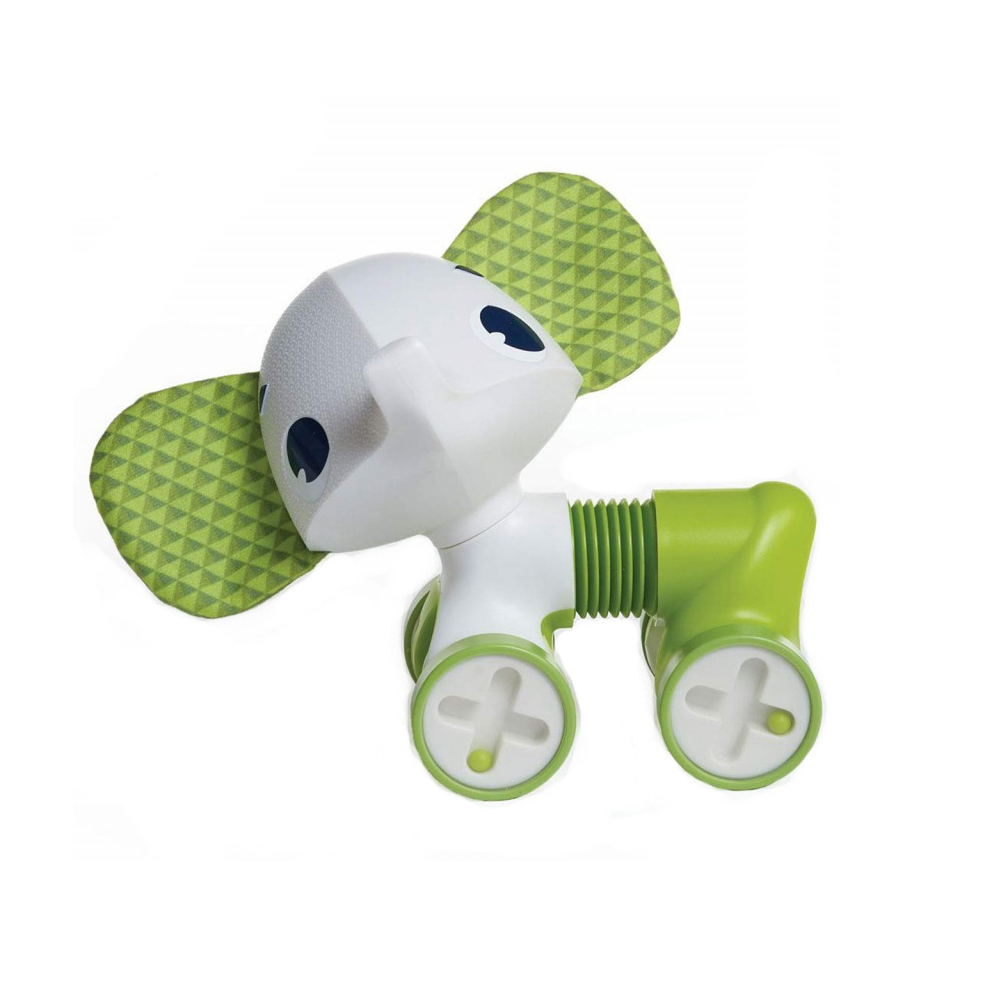 Tiny Roller Friends  Elephant vert Samuel  de Tiny Love