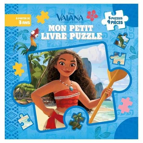 Planes 2. Mon petit livre puzzle - Hachette Jeunesse